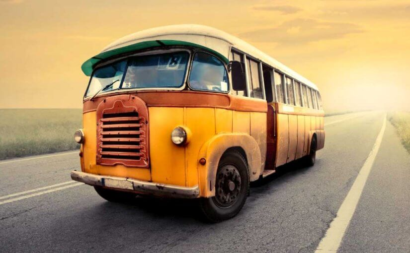 10 Ways to Focus on the Bus as a Web Developer